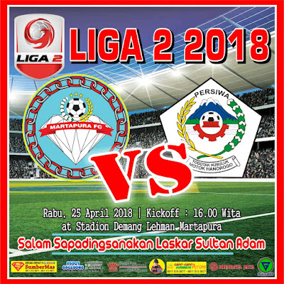 Maratpura FC VS Persiwa Wamena