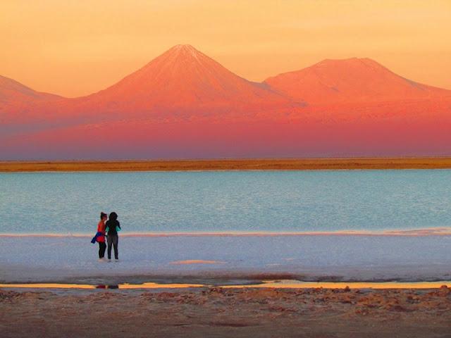 Lua de mel em San Pedro de Atacama