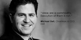 Michael Dell quote