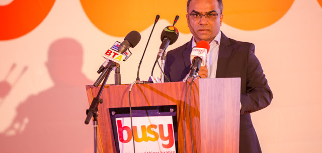 'Busy Network Series' Kicks Off With Session On SME