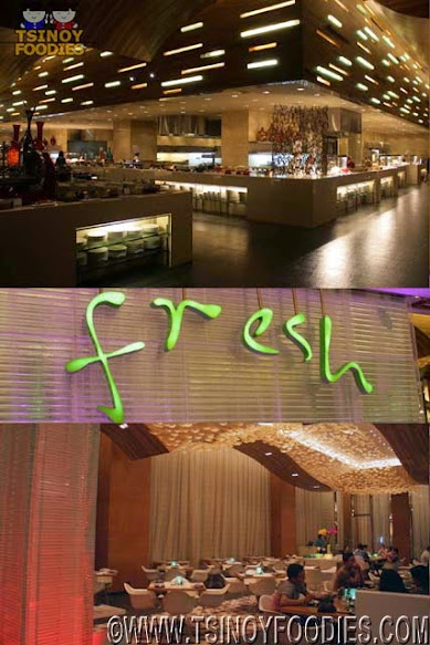fresh buffet solaire resorts and casino