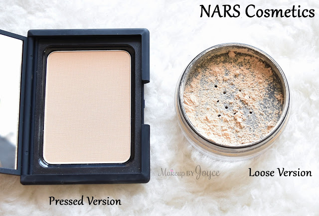 Nars Pressed Powder in Beach vs Soft Velvet Loose Setting Powder Review