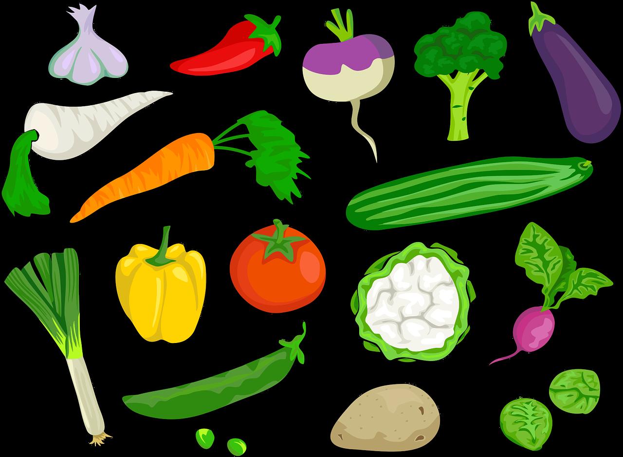 Mądre Dzieci Lekcja 3 Owoce I Warzywa Fruits And Vegetables