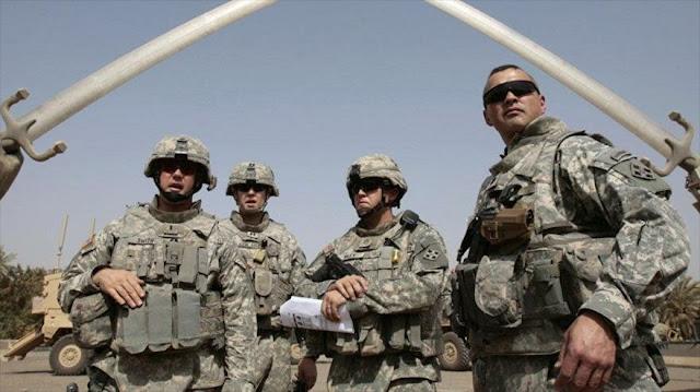Pentágono amenaza a militares para que no revelen crímenes en Irak