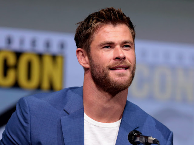 Chris Hemsworth : 76,4M$