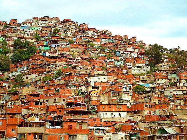 Lūšnynas Karakase