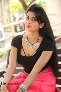 Telugu Actress Harini Stills at Dhyavudaa Movie Teaser Launch  0308.JPG