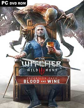 Download Game The Witcher 3 Wild Hunt Blood and Wine Full – CODEX – PC GAMES