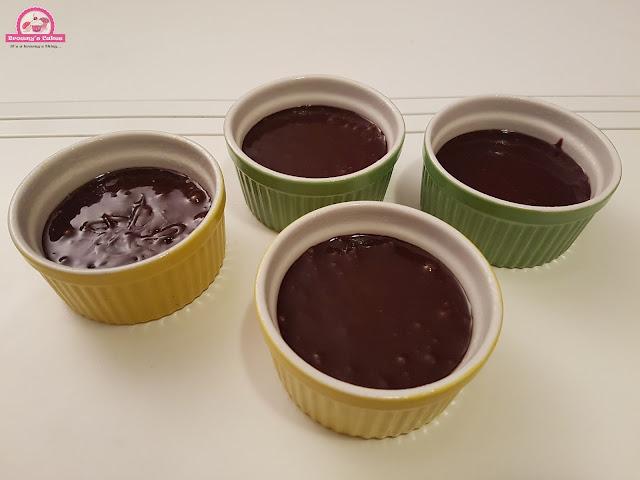 Chocolade lava cake - Browny's Cakes