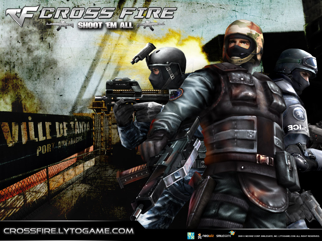 wallpaper crossfire collection 2011 - photo #8