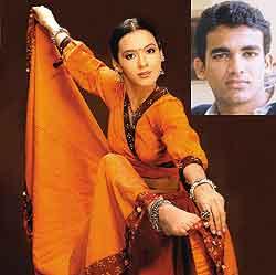 Planet Bollywood: Isha Sharvani Zaheer Khan