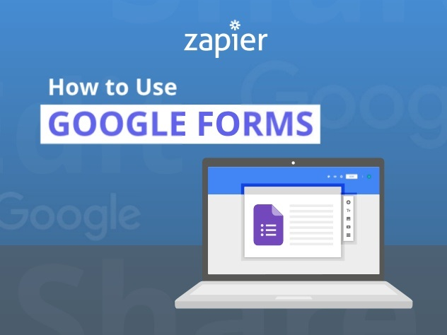 How to Use Google Forms - #infographic