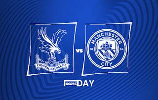 Crystal Palace vs Manchester City – Highlights