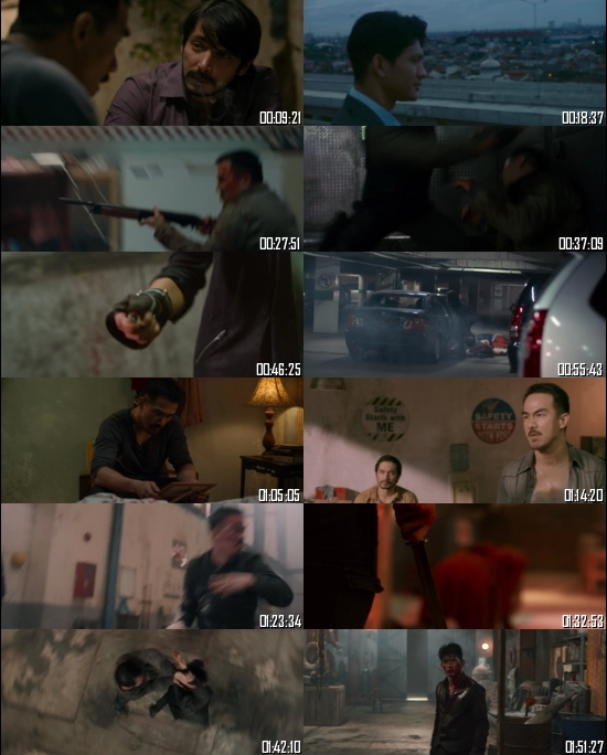 The Night Comes For Us 2018 HDRip 720p 480p Dual Audio Hindi English Full Movie Download