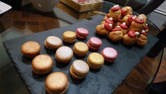 Marks & Spencer Festive Food - Christmas Desserts