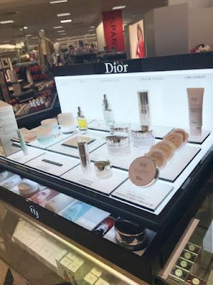 Dior, Dillard's, Wolfechase Mall