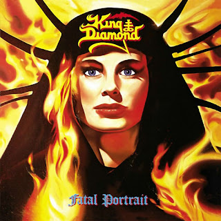 "King Diamond - ""Fatal Portrait"" (LP)"