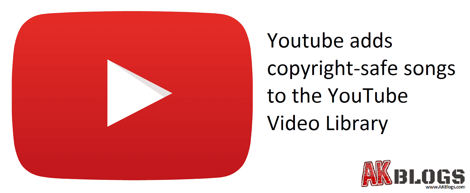 Youtube adds copyright-safe songs to the YouTube Audio