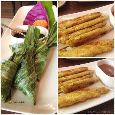 Absolute Thai - Teynampet Chennai - Restaurant Review - starters