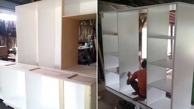 Harga Permeter Furniture Custom Built Allia Furniture