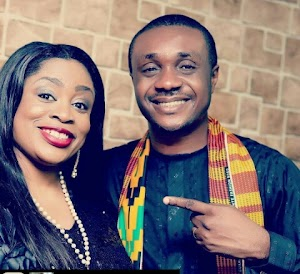 Nathaniel Bassey Spotted with Sinach In new Picture