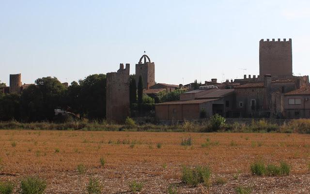 Pueblos medievales del Bajo Ampurdán. Peratallada