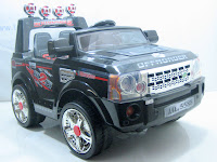 Mobil Mainan Aki DOESTOYS DT888 ROVER dengan 2 Dinamo Motor