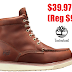 Timberland PRO Men's Wedge Sole Boots $39.97 (Reg $99) + Free Shipping and Free Shipping Back On Returns