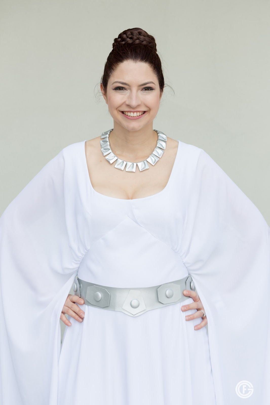 Resources - Princess Leia Yavin Ceremonial Gown | Jen Eyre Cosplay