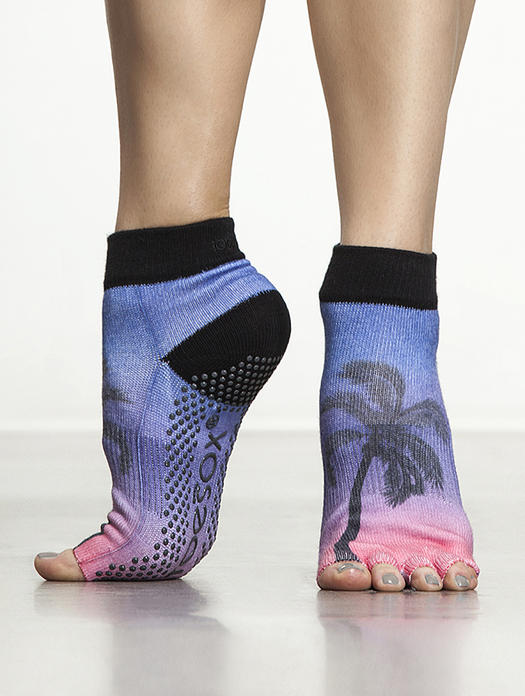 Yoga Socks to Help You Hold Your Pose
