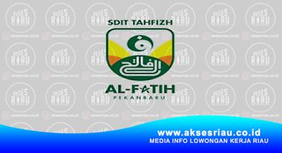 SDIT Tahfizh Al-Fatih Pekanbaru