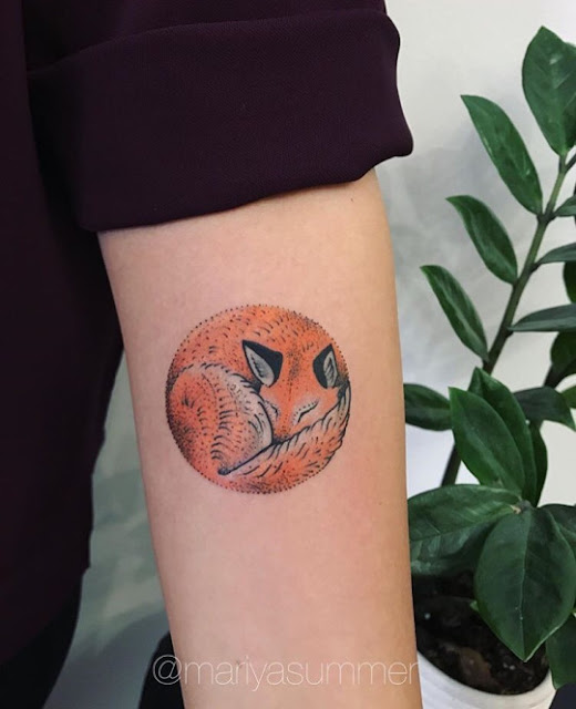 Stunning Fox Tattoos For Women & Men