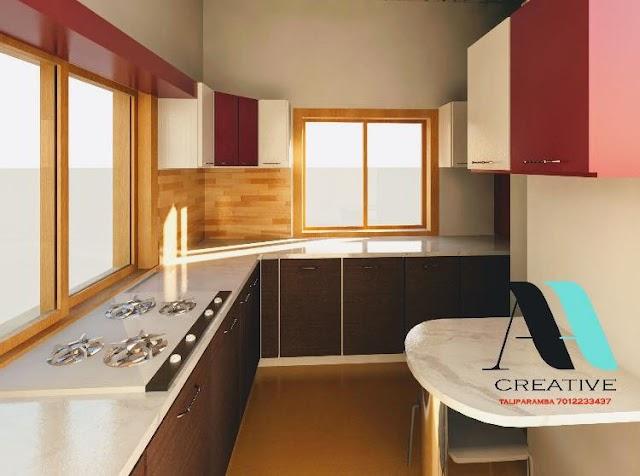 Home Interior I Modular Kitchen   Architectural Industrial Works
