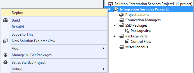 Top 20 SSIS Interview Questions and answers for experienced
