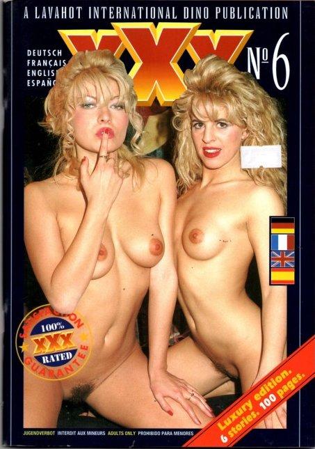 Erotikmagazine Sex sells: