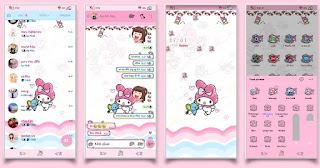 My Melody Love Theme for VIVO All Versi 4