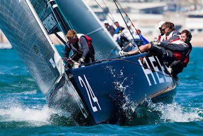 44Cup regatta
