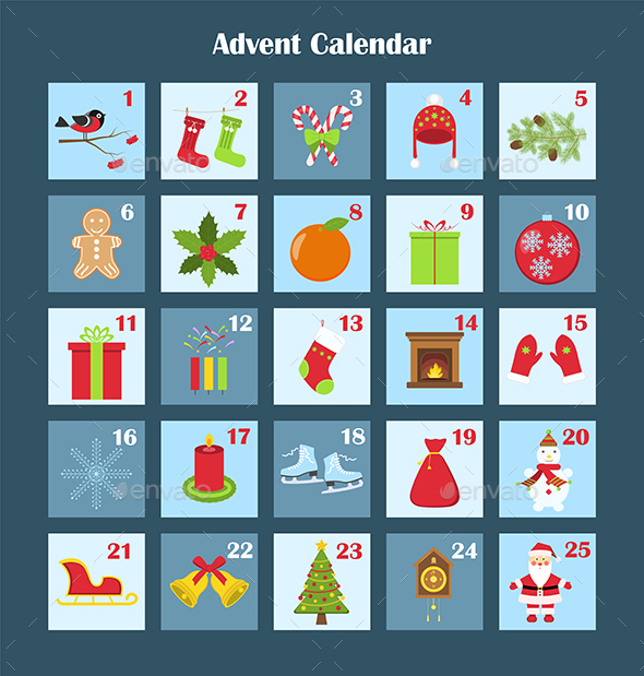 running 39 cause i can 39 t fly an advent calendar to beat. Black Bedroom Furniture Sets. Home Design Ideas
