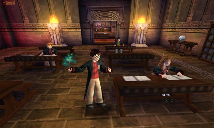 تحميل لعبة Harry Potter and the Chamber of Secrets