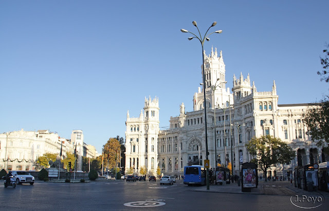 Palacio de la Cibeles, Madrid