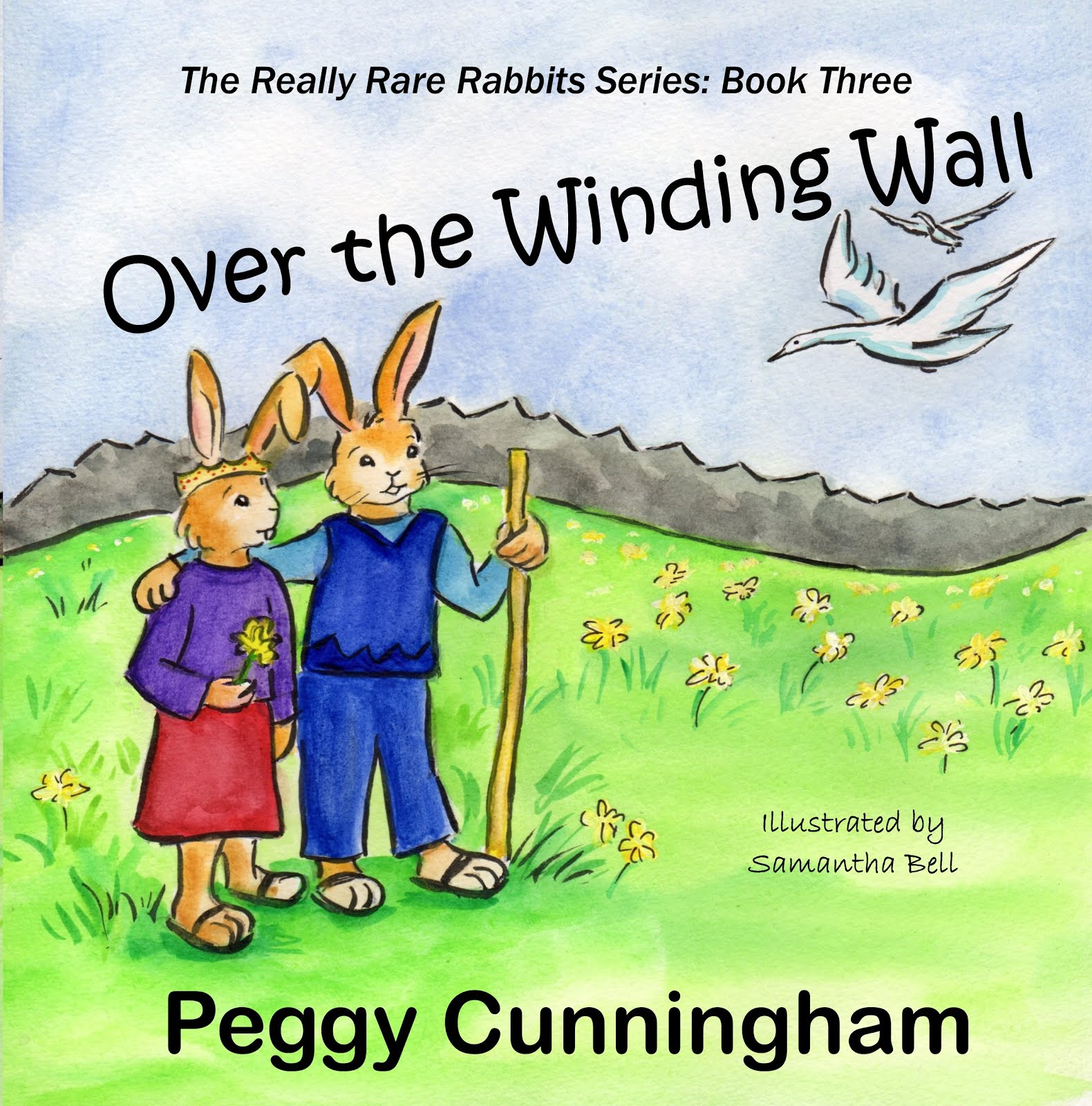 Really Rare Rabbits Series Book 3