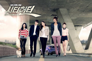 Pemeran City Hunter