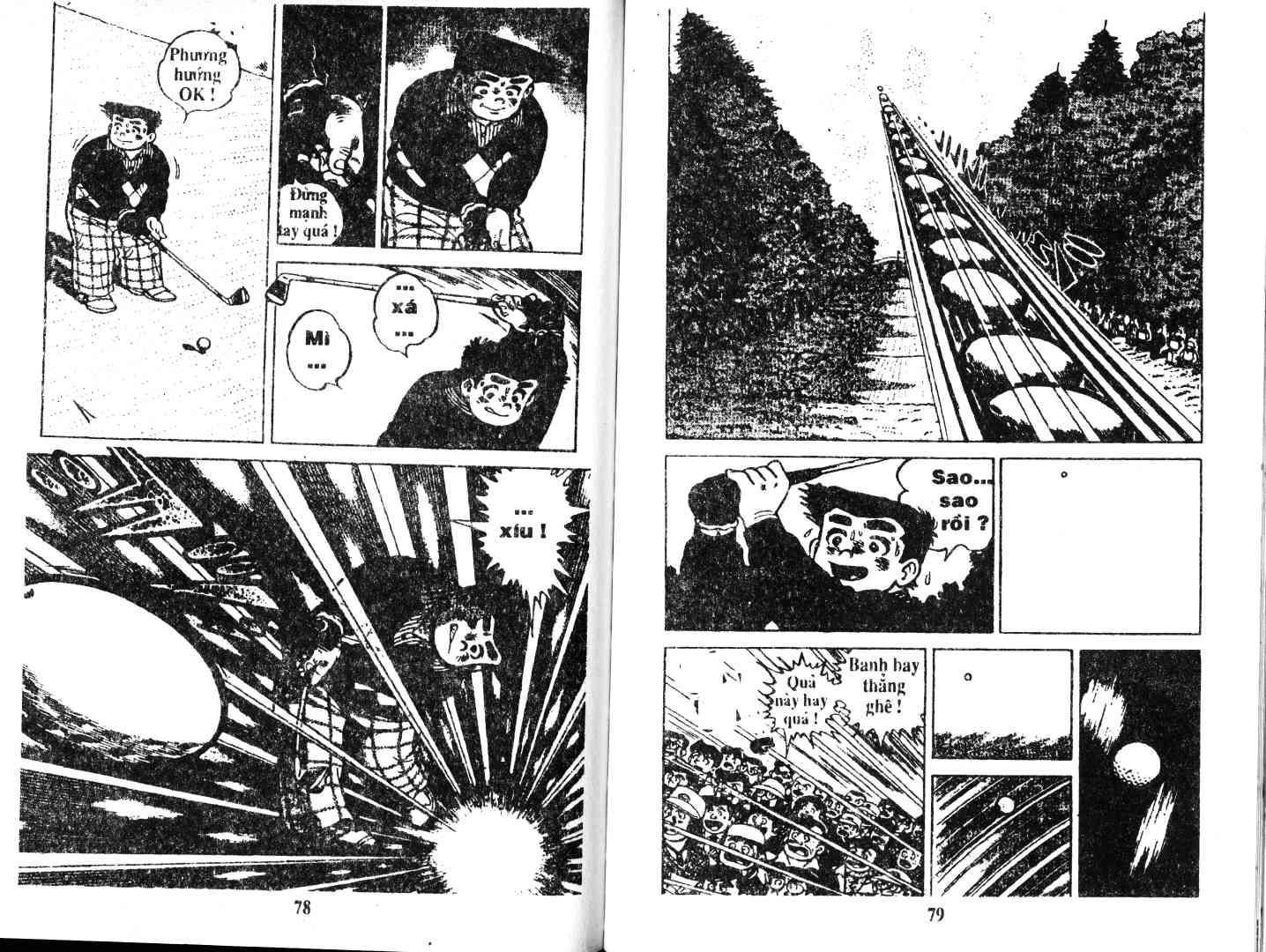 Ashita Tenki ni Naare chapter 50 trang 38