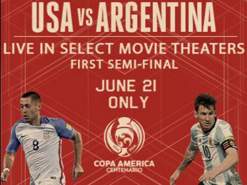 Argentina vs Mỹ: Sáng cửa vào chung kết Copa