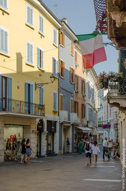 Desenzano di Garda Italia blog viajes