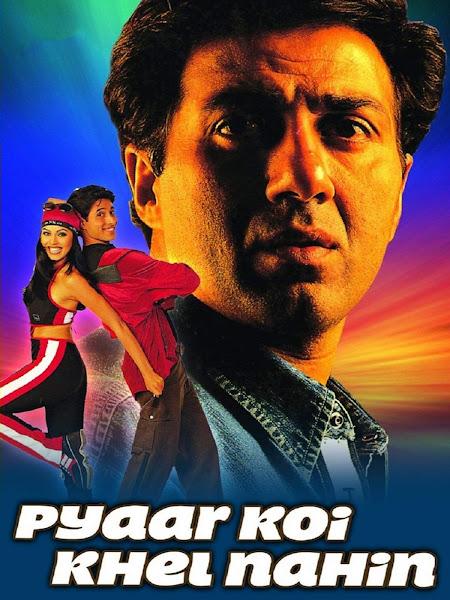Pyaar Koi Khel Nahin (1999) Full Movie Hindi 720p HDRip ESubs