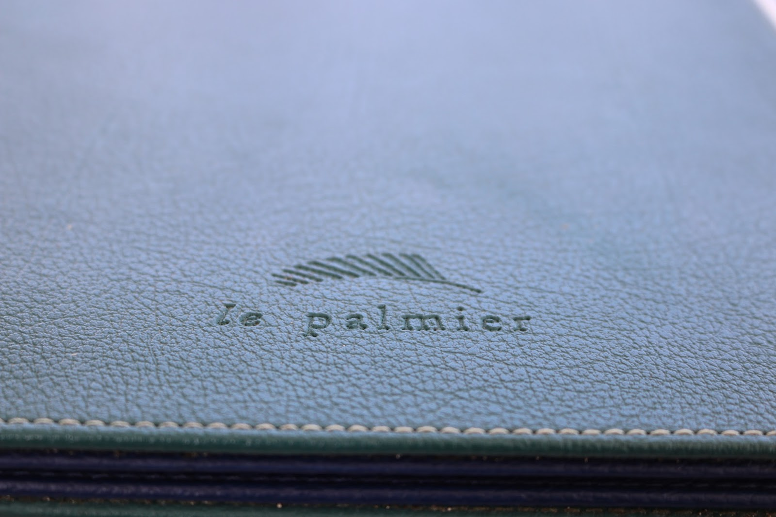 Le Palmier, Heritage Le Telfair Hotel, Mauritius