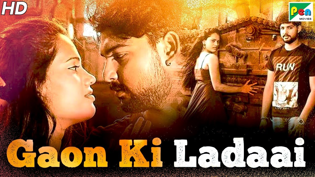 Gaon Ki Ladaai (Veera Vamsam) 2020 Hindi Dubbed 720p HDRip 1.4GB