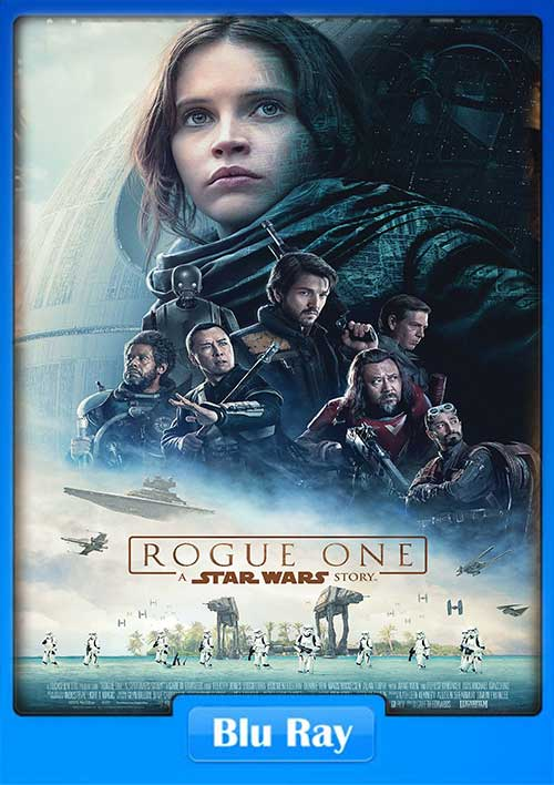 Rogue One 2016 BRRip 720p 950MB x264 Poster