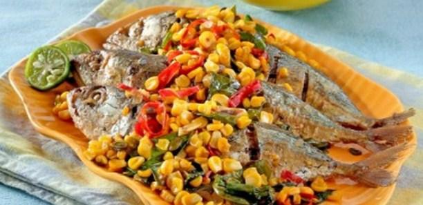 Resep Ikan Peda Jagung Manis